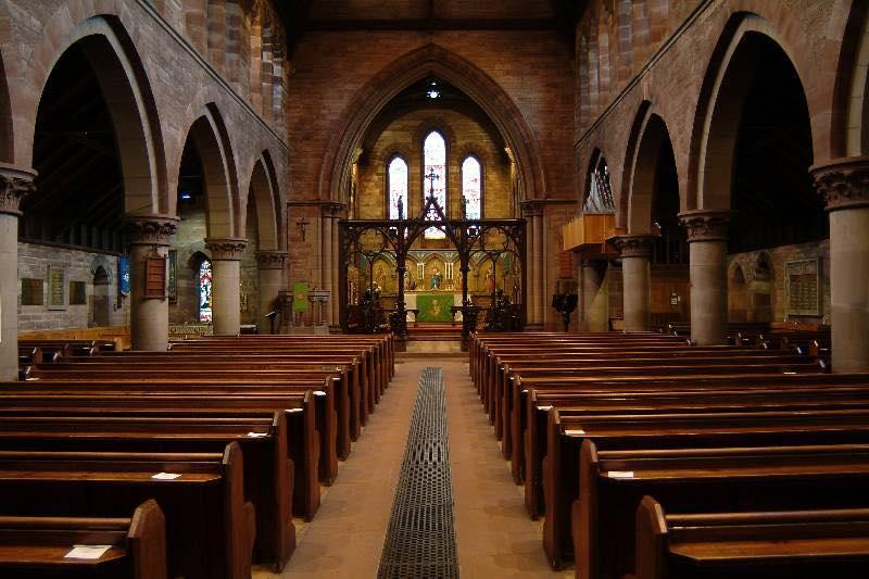 St John's Church, Dumfries