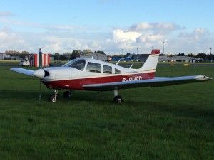 SD Archer Piper 4 seat Aircraft